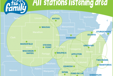 The 88.5 WGNV Listening Area