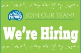 The Family is Hiring
