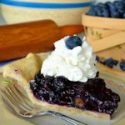 Double Good Blueberry Pie