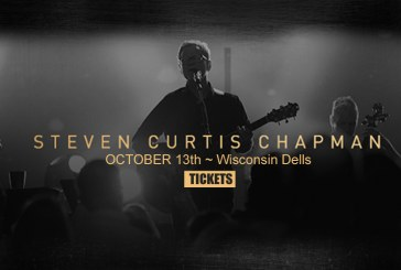 Steven Curtis Chapman Coming to the Crystal Grand Theater on October 13, 2017!