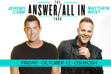 Matthew West & Jeremy Camp in concert!