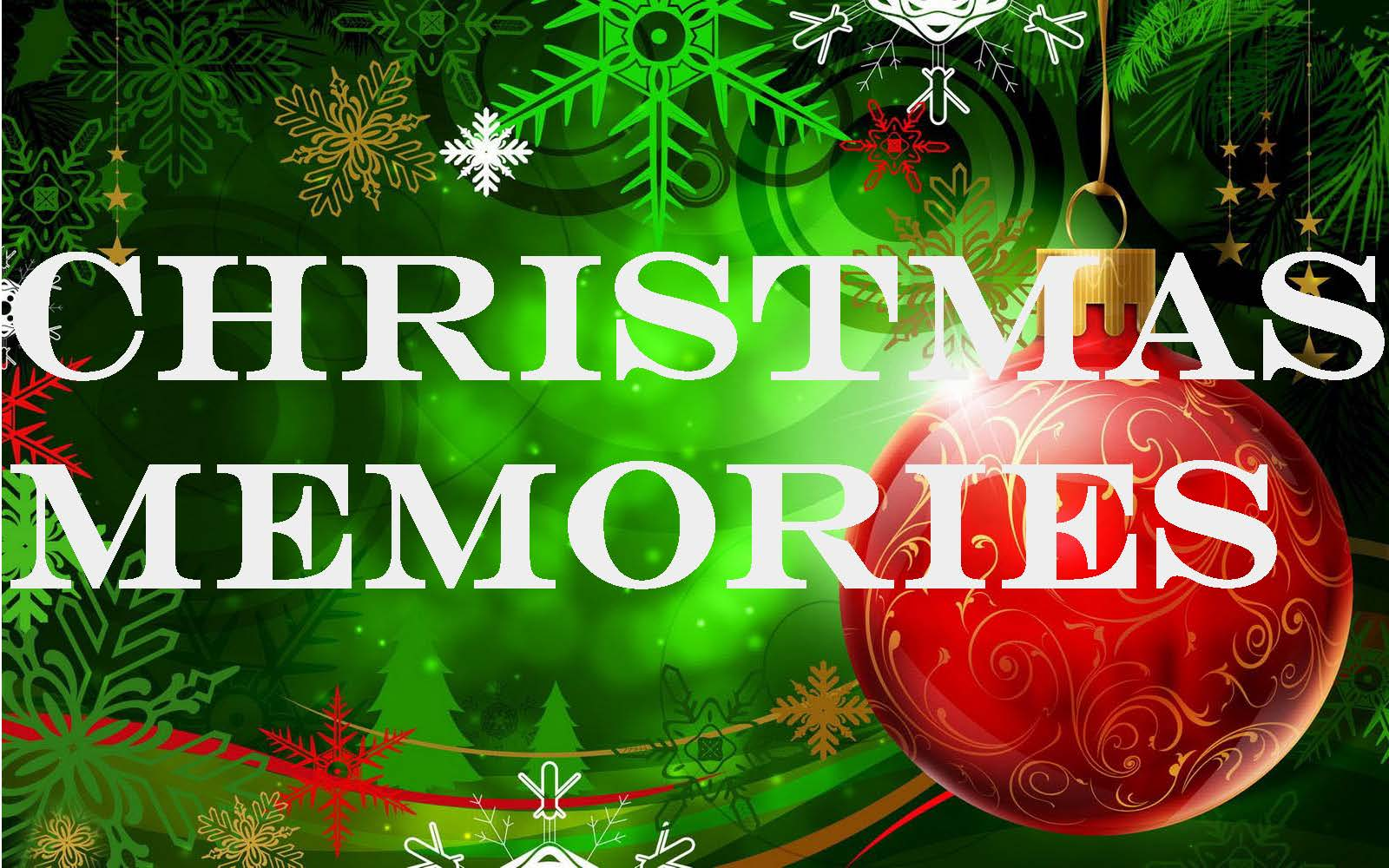 Christmas Memories Giveaway