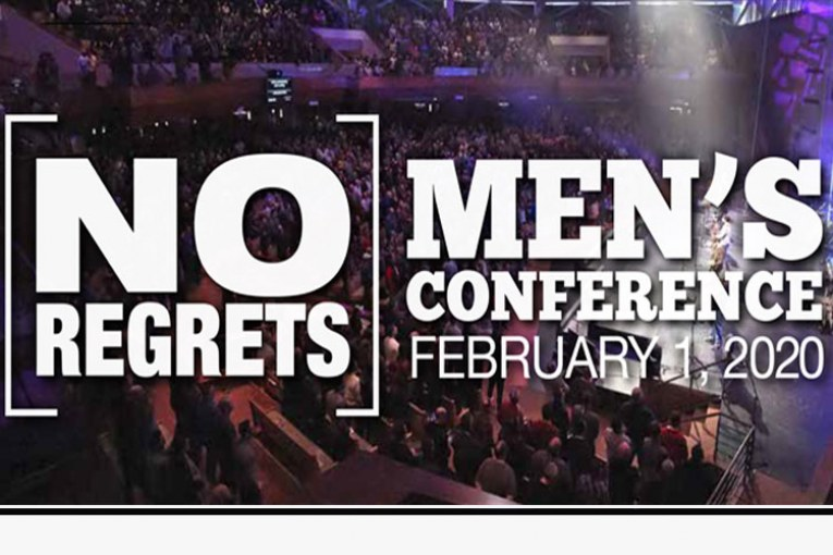 No Regrets Men's Conference