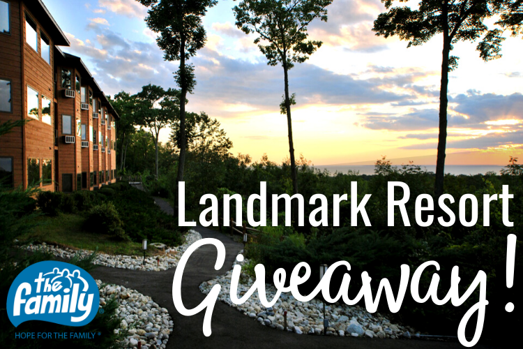 The Family's Landmark Resort App Giveaway