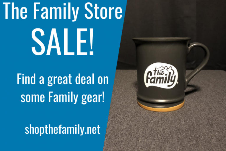 The Family Store Sale!